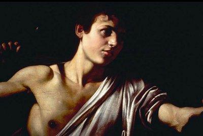 CARAVAGE-portrait-sur-arte-documentaire-par-classiquenews-jeune-bacchus